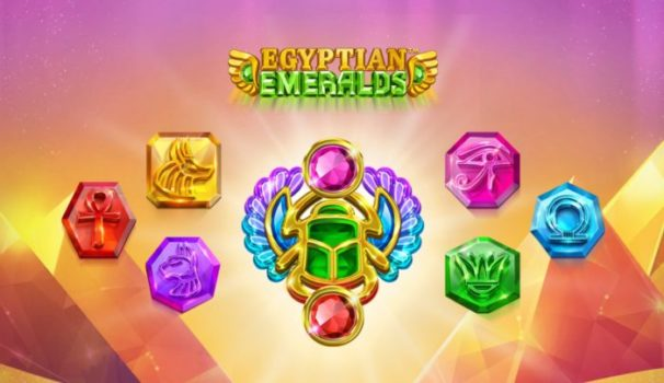 Egyptian Emeralds Slot Game Review