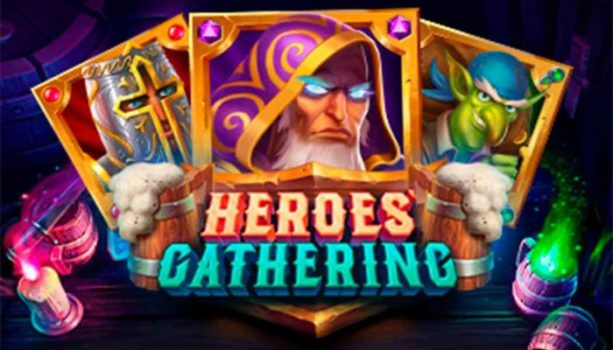 Heroes Gathering Casino Game Review