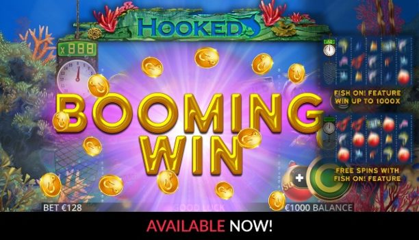 Hooked Casino Game Review