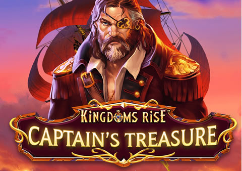 Kingdoms Rise: Captains Treasure Slot Review