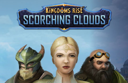 Kingdoms Rise Scorching Clouds Casino Game Review