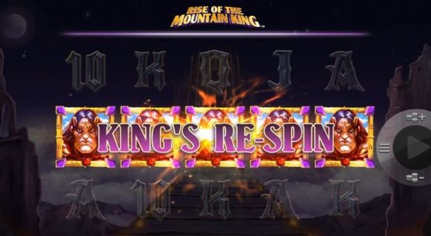 Rise of the Mountain King Casino Game Review