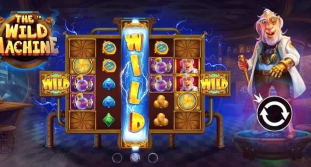 The Wild Machine Casino Game Review