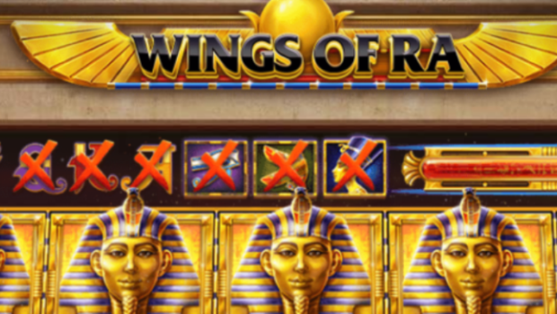 Wings of RA Casino Game Review