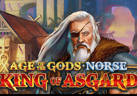 Age of The Gods Norse King of Asgard Game Review