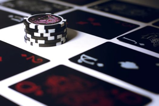 The Optimal Strategy in Baccarat Game