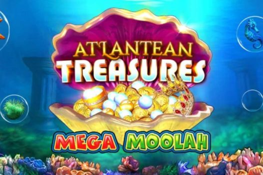 Atlantean Treasures Mega Moolah Game Review