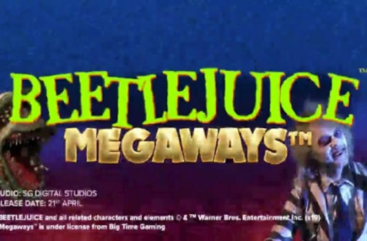 Beetlejuice Megaways Casino Game Review