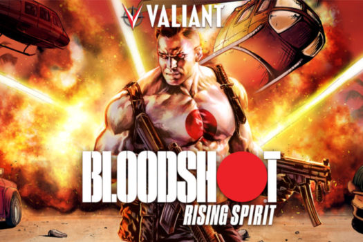 Bloodshot Rising Spirit Game Review