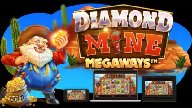 Diamond Mine Megaways All Action Game Review