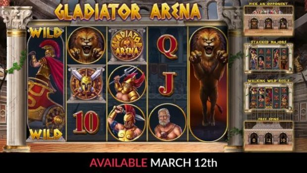 Gladiator Arena Casino Game Review