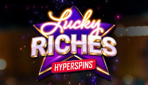 Lucky Riches Hyperspins Casino Game Review