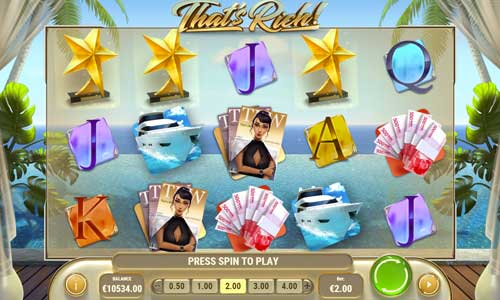 Thats Rich Casino Game Review