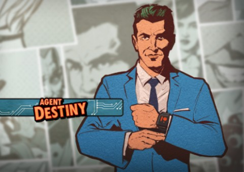 Agent Destiny slot review