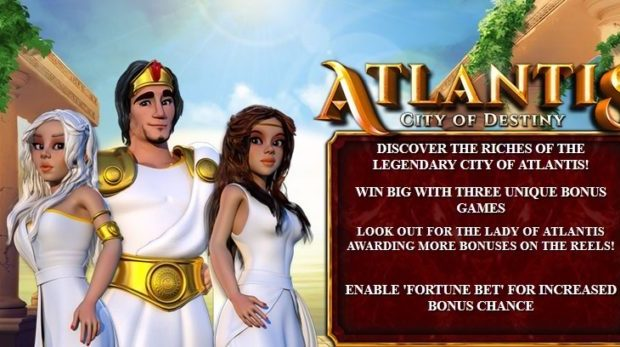 Atlantis Casino Game Review