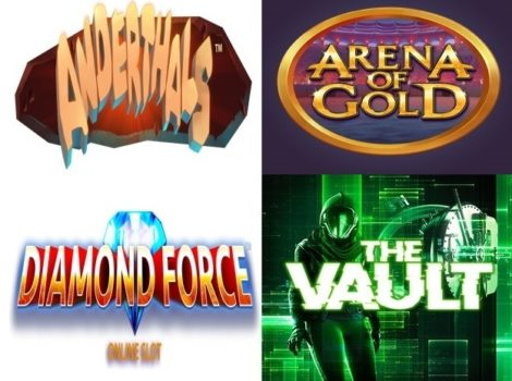 Microgaming presents its April game releases