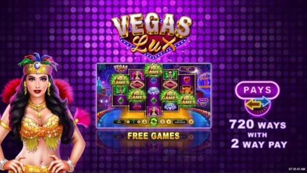 Vegas Lux Casino Game Review