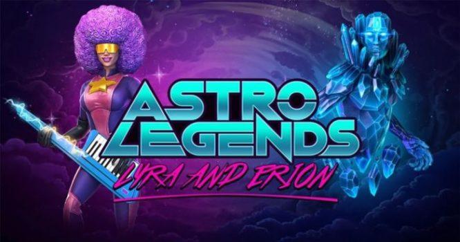 Astro rocks slot review