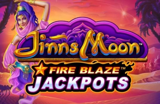 Jinns Moon slot review