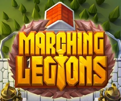 Marching Legions Slot Review