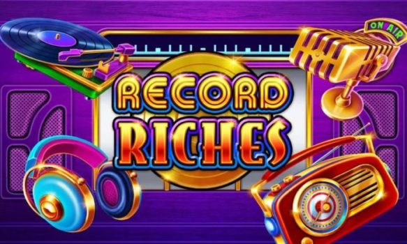 Record Riches slot review