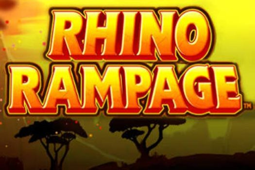 Rhino Rampage slot review