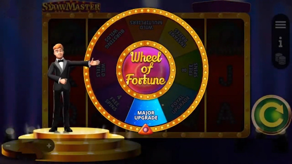 Show Master Slot Review
