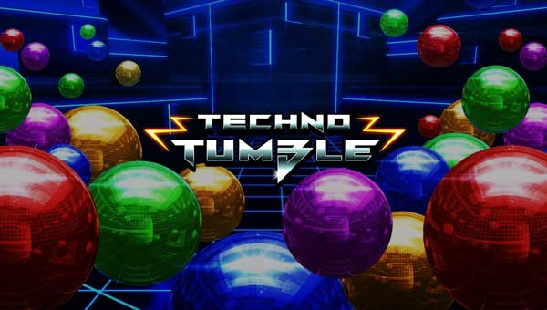 Techno tumble slot review