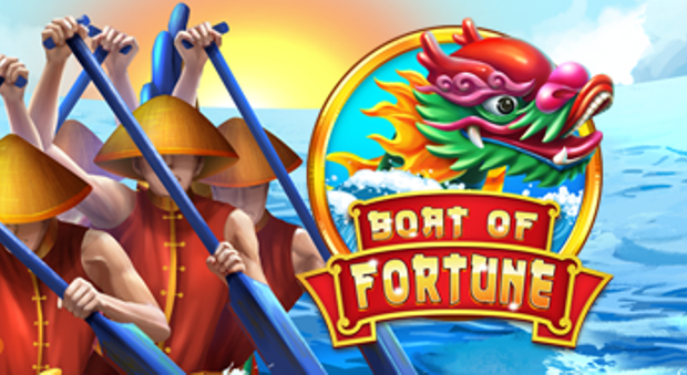 Boat of Fortune Slot Review