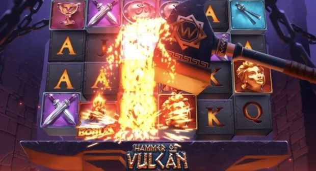 Hammer of Vulcan Slot Review