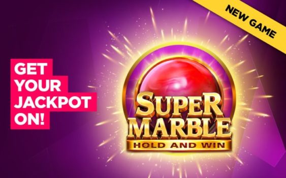 Super Marble: Hold and Win Slot review