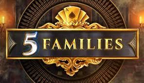 5 Families slot review