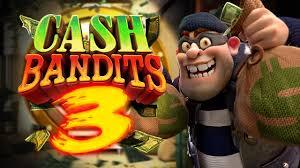 Cash Bandits 3 slot review