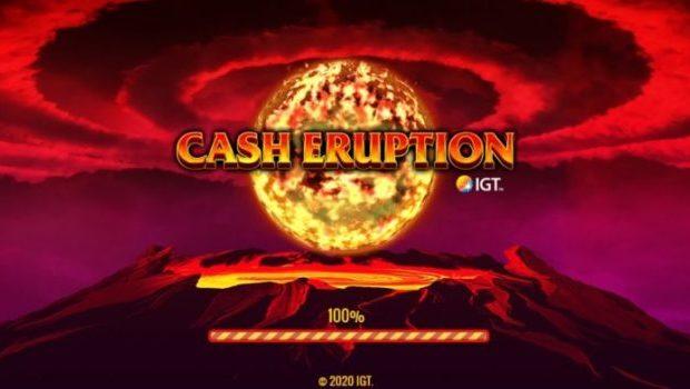 Cash Eruption slot review