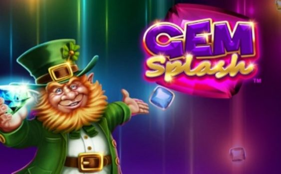 Gem splash :Rainbow Gift slot review