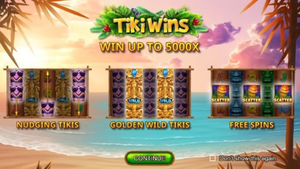 Tiki Wins slot review