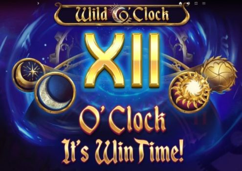 Wild O'Clock slot review