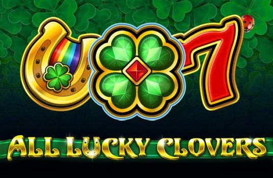 All Lucky Clovers Slot Review