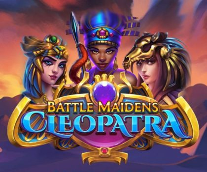 Battle Maidens: Cleopatra slot review