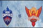 DELHI CAPITALS VS SUNRISERS HYDERABAD Betting Review