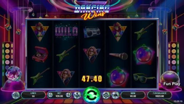 Dancing Wins Slot Review