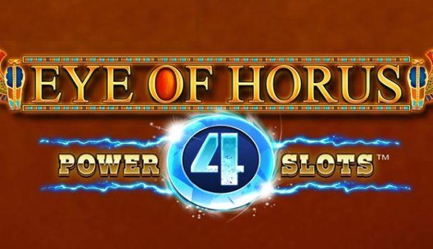 Eye of Horus Power 4 slots slot review