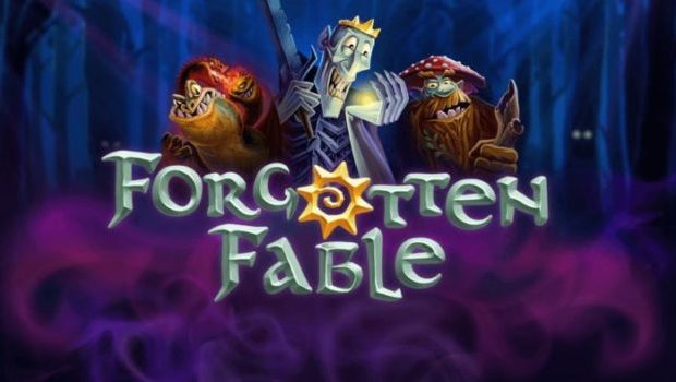 Forgotten Fable Slot Review