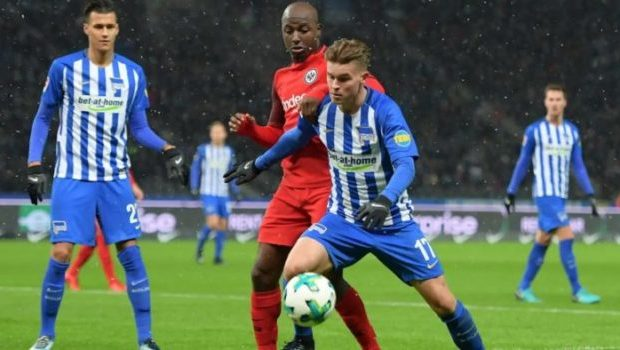HERTHA BERLIN VS EINTRACHT FRANKFURT Betting Review