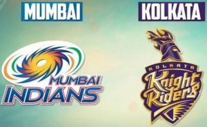 KOLKATA KNIGHT RIDERS VS MUMBAI INDIANS Betting Review