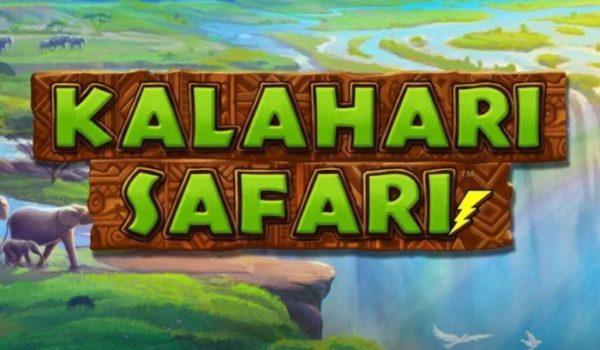 Kalahari Safari Slot Review