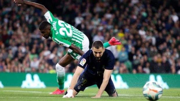 REAL BETIS VS REAL MADRID Betting Review