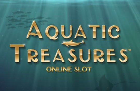 Aquatic Treasures Slot Review