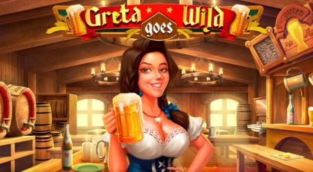 Greta Goes Wild Slot Review
