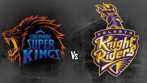 KOLKATA KNIGHT RIDERS VS CHENNAI SUPER KINGS Betting Review